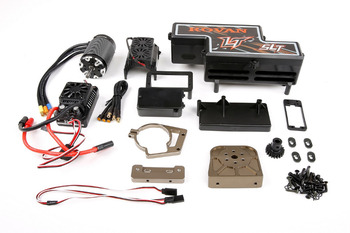 NEW Electric Oil change power Conversion kit for 1/5 losi 5ive-t rovan lt slt rc car parts