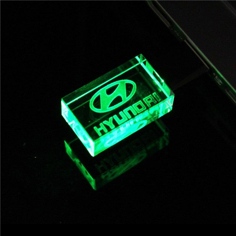 TEXT ME 64 Гб металл+ кристалл модель USB флэш-накопитель 4 ГБ 8 ГБ 16 ГБ 32 ГБ драгоценный камень ручка-накопитель специальный подарок - Цвет: Green