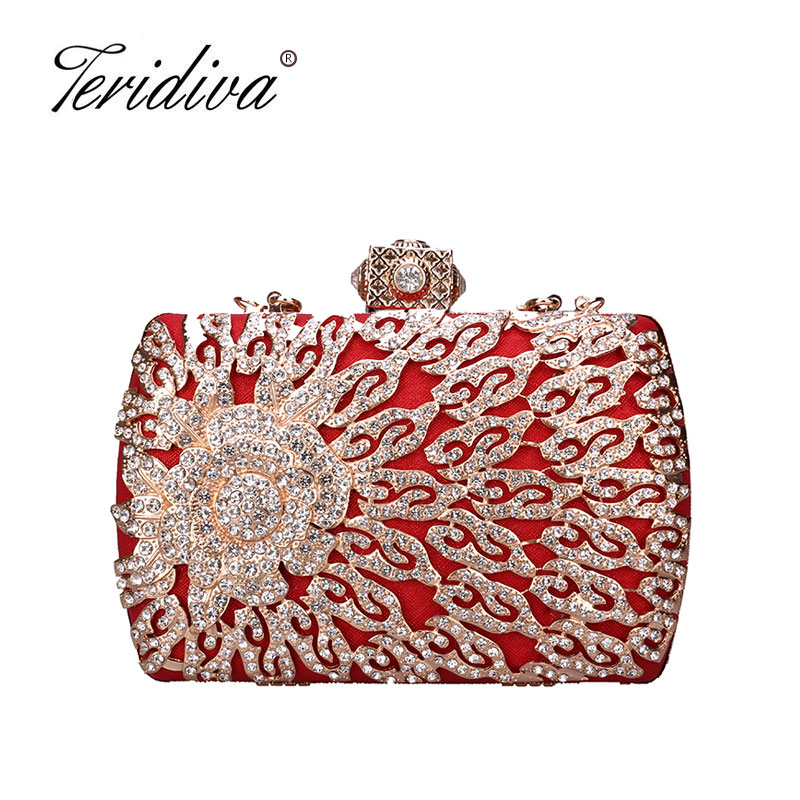 Fashion Bigger Crystal Bag Luxury Diamond With Chain Party Wedding Bolsas Shoulder Handbags Purse Day Evening Clutch Bags кеды beppi beppi be099abqae95