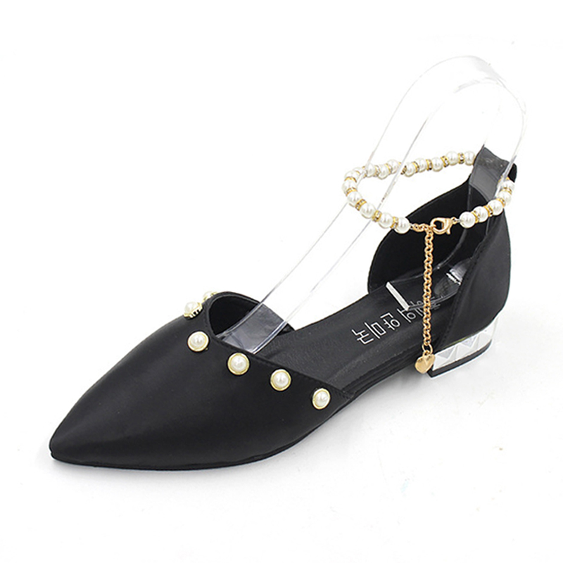 Grande Taille Chaussures Femmes Appartements Bonbons Couleur Femme - Chaussures pour femmes