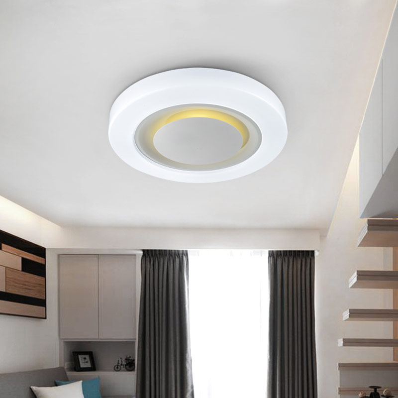 18W Led Ceiling Lamps Modern Bedroom Living Room Stair