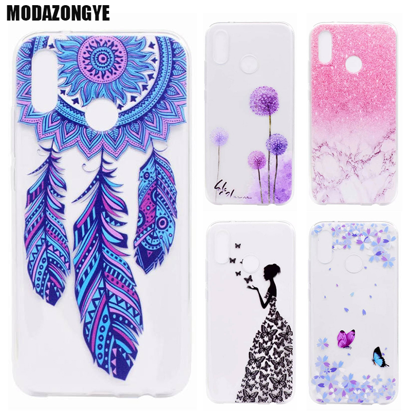 ASUS Zenfone Max M1 ZB555KL Case Soft Tpu Cover Phone Case For ASUS Zenfone Max M1 ZB555KL ZB ZB555 555 555KL KL Case Silicone
