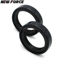 43x54x11 /43 54 Motorcycle Front Fork Oil Seal & Dust Seal Shock Absorber For HONDA XR250R XR400R XR500R XR600R XR650L XR 250 1 pair motorcycle parts front fork damper oil seal size 31x43x10 3 31 43 10 3 motorbike dirt racing bike shock absorber
