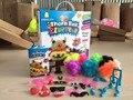 400 unids/set Ensamblar Del Rompecabezas 3D DIY Bola Esponjosa de Exprimido Bola Creativa Bola Espina Racimos Hechos A Mano Juguetes Educativos Regalos de Cumpleaños