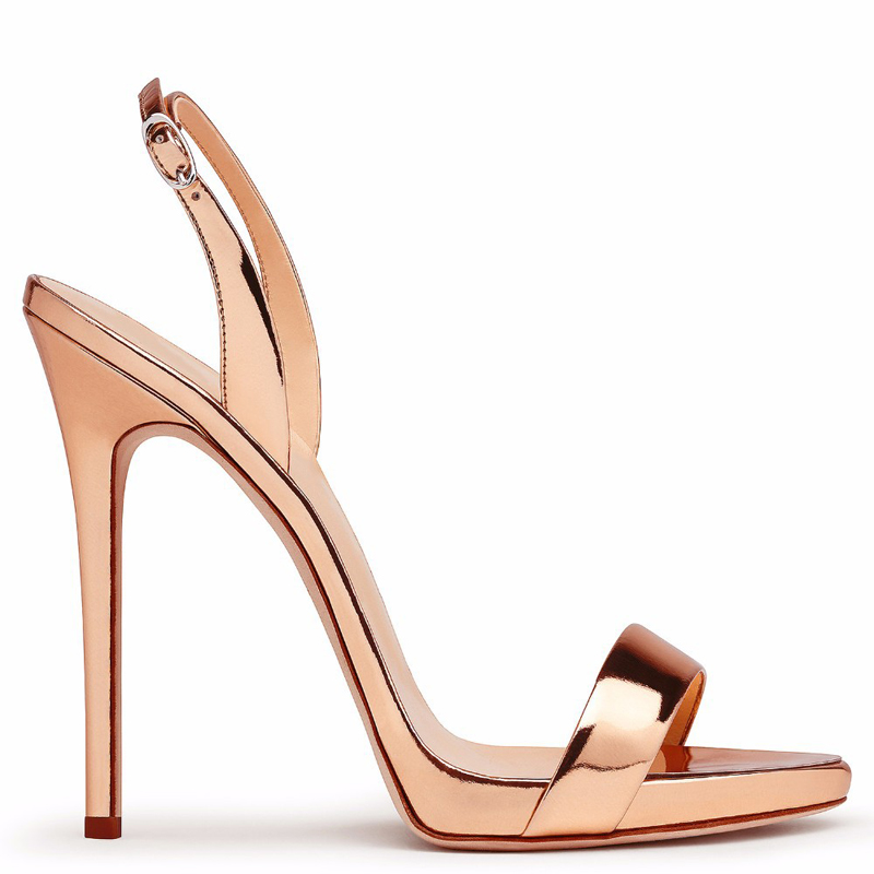 2017 concise nude suede flat summer sandals women sequined ankle strap dress shoes woman open toe bling sandals Concise High Heels Sandals Shoes Woman Back Strap Summer Dress Shoes Woman Open Toe Sandals Fish Mouth High-heeled Woman Sandals