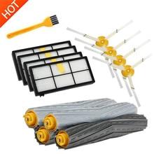 HEPA фильтры щетки запасные части комплект для iRobot Roomba 980 990 900 896 886 870 865 866 800 набор аксессуаров