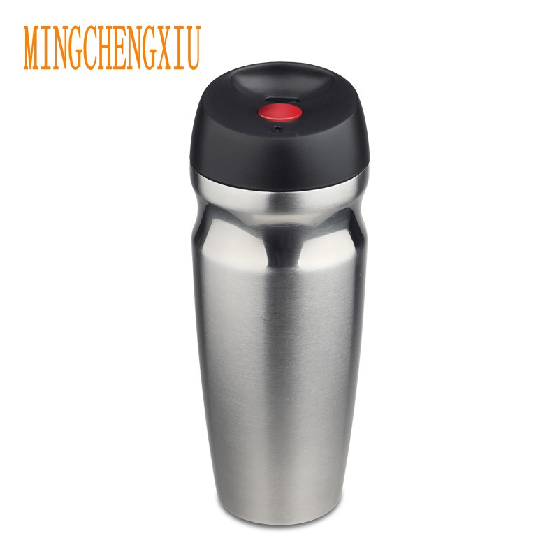 350 ml Stainless Steel Insulated Thermoses Tumbler Vacuum Flasks Coffee Tea Mug Milk Water Bottle Car