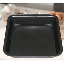 1PC Home Bakeware 9 inch Rectangular stick Baking Pans Chiffon Steak of Bread Baking Dishes