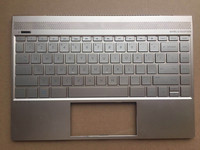 Original FOR HP ENVY 13 AD 13 AD017TX Keyboard And Palmrest 928504 001 928502 001 100% Tested Fast Ship