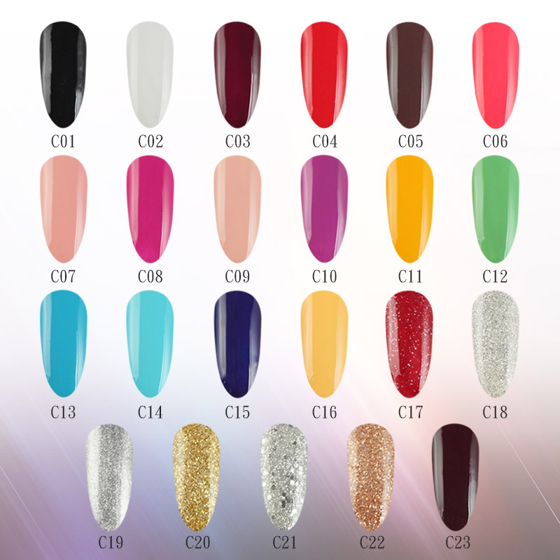 M.ladea Painting Color  Nail Gel Polish Drawing 23 Colors 5ML  Nails Gel UV Colors