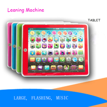 Music Educational Toys Child Kids touch Tablet Learning Machine English Alphabet number song baby early Educational toy
