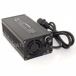 Image 3 - 58.8V 6A Li ion charger Used for 48V 52v 14S electric bike battery e scooter battery