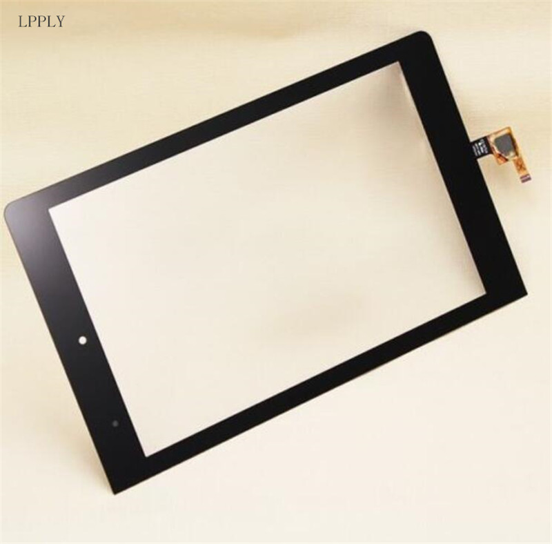 LPPLY Black For Lenovo Yoga Tablet 8 B6000 Touch Screen Digitizer Front Glass Lens FREE SHIPPING
