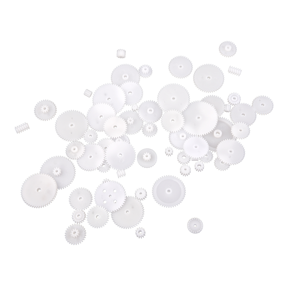 58 Styles Plastic Gears All Module Robot Parts For DIY Arduino Accessories MRE