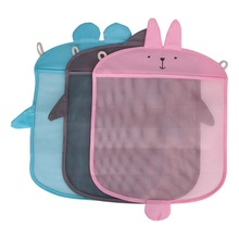 3a19d3779 Bebé baño malla bolsa para juguetes de baño niños para juguetes net formas  de animales de