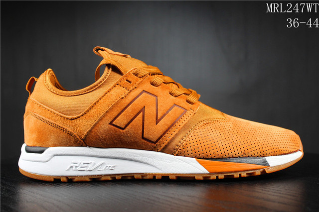 8071a161 US $44.96 33% OFF|NEW BALANCE 247 Retro Authentic Men's/Women's Running  Shoes,New Colors MRL247 Outdoor Sneakers Size Eur 36 44-in Running Shoes  from ...