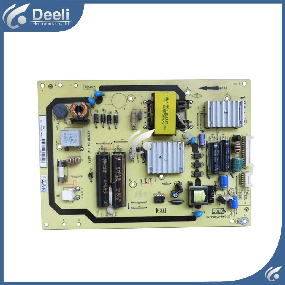 used Power Supply Board L32F3200B 40-P081C0-PWD1XG 08-PE081C0-PW200AA original power supply board 40 e061c3 pwd1xg pwh1xg pwk1xg l32f3320b
