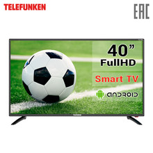 "Телевизор LED 40"" Telefunken TF-LED40S81T2S FullHD SmartTV(Russian Federation)"