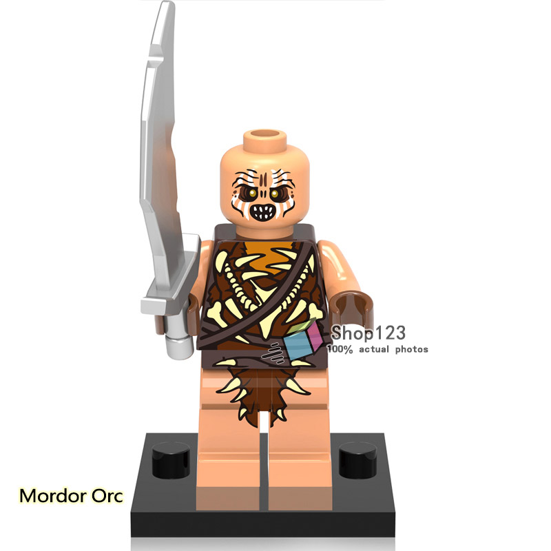 Selfless The Lord Of The Rings Mordor Orc Archer Super Heroes Theoden Aragorn Legoings Eowyn Building Blocks Toys For Children Xh478 2019 Latest Style Online Sale 50% Toys & Hobbies