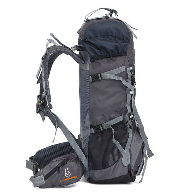 Details about  /60L Waterproof Lightweight Hiking Backpack with Rain Cover,Outdoor Sport Travel