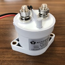 CEV200A Vacuum HVDC Relay Contactor Battery Charging and Discharging Can Reach 1000A