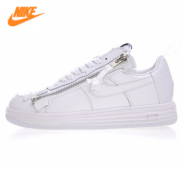 Nike Lunar Force 1 NikeLab X Acronym Men's Basketball Shoes,Original  Sneakers Men's Air Force