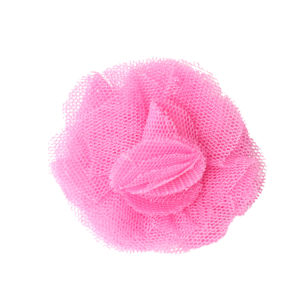 Cute Hairpin Hair Grip Dolls DIY Making Party Accessory for 18inch American Girl Doll Pink