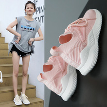 Childrens mesh shoes 2019 spring new breathable face girls casual childrens sports