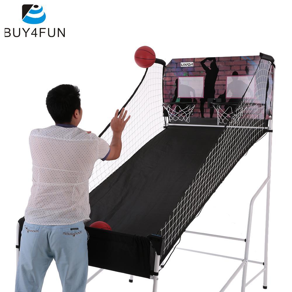 automatic basketball shooting machine