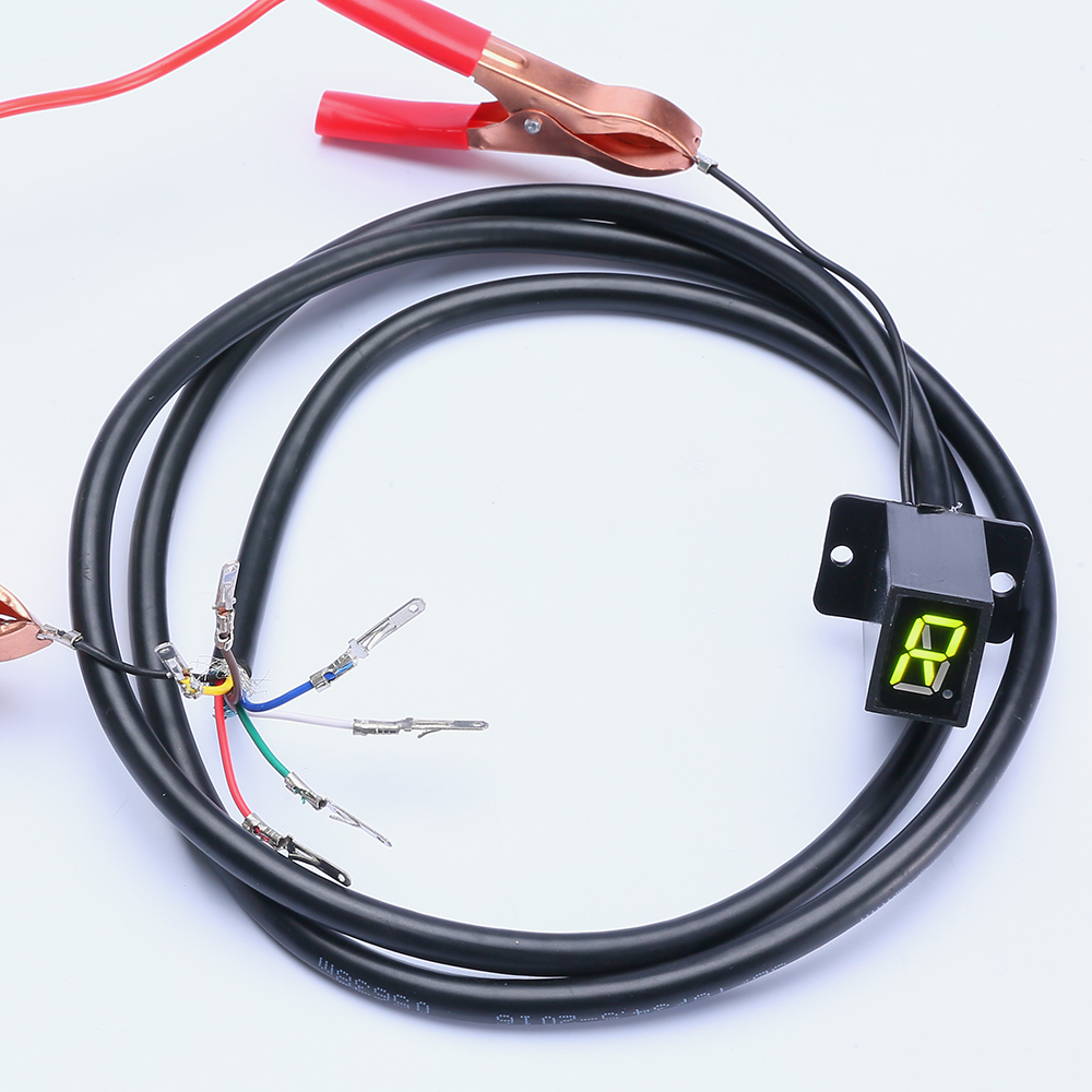 Car Gear Indicator PRO Super Thin 5 Speed Universal Digital Neutral Gear Indicator