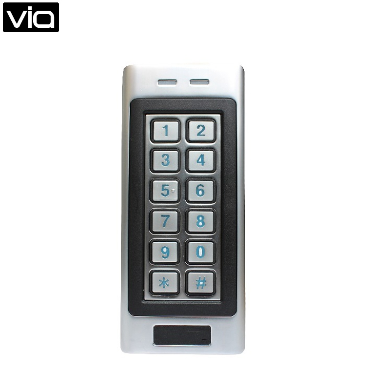 SK4-RID Free Shipping Anti-vandal Metal Case Low Working Temperature Outdoor Keypad W/W26 Card Reader kitchenaid форма для пирога 23см антипригарное покрытие kitchenaid