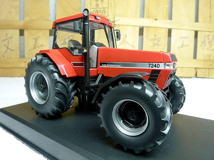 France Replicagri 1:32 CASE IH 7240 (rep091) fine alloy tractor models Alloy agricultural vehicle model gifts 1 32 ros fiatagri g240 tractor models alloy car models favorites model