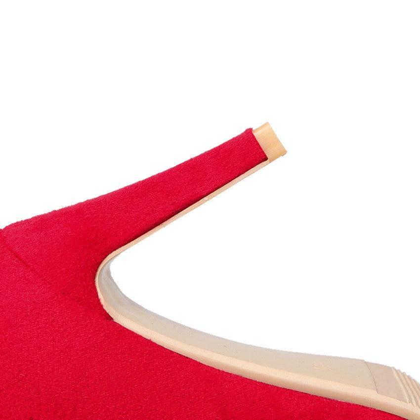QUTAA 2018 Fashion Women Over Knee High Boots All Match Western Style Zipper Design Thin High Heel Women Boots Size 33-43
