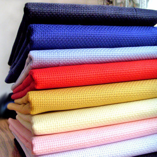 stitch embroidered cloth