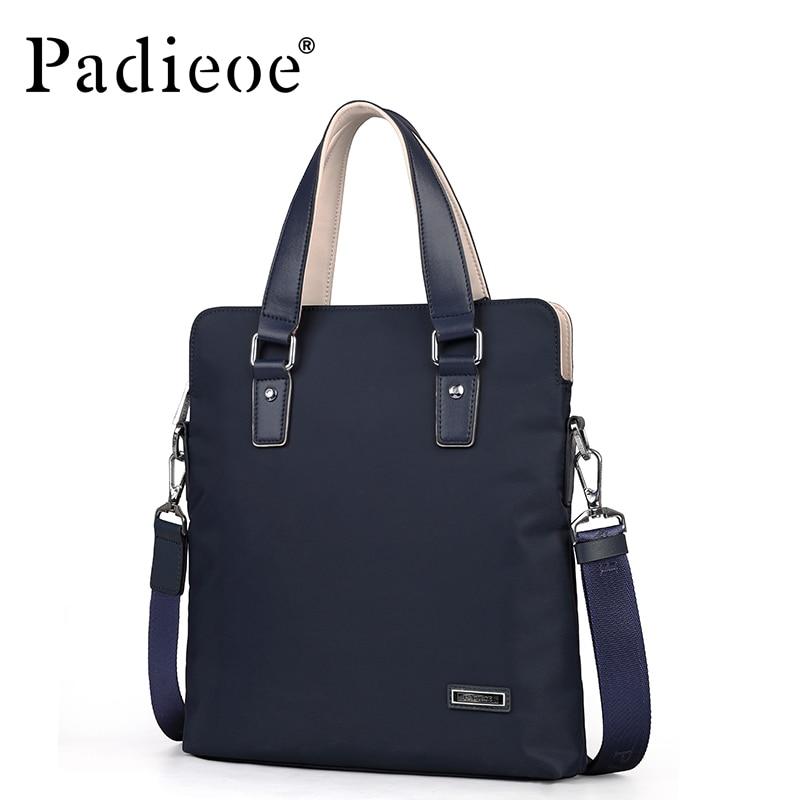 af0a47bdbc1 US $46.07 15% OFF|Luxury briefcase new luxury designer casual canvas men  hand classic men travel big name brand men messenger bag post on ...