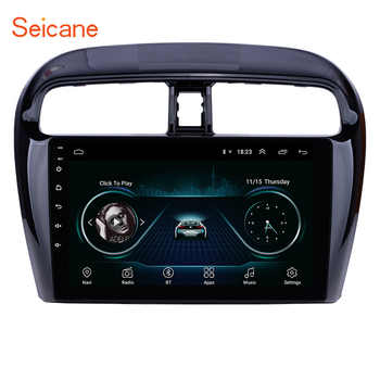 Seicane 9 inch Android 8.1 Car Radio Multimedia Player for Mitsubishi Mirage 2012-2016 GPS Navigation ROM 16GB 4-Core WIFI FM 3G - DISCOUNT ITEM  37 OFF Automobiles & Motorcycles