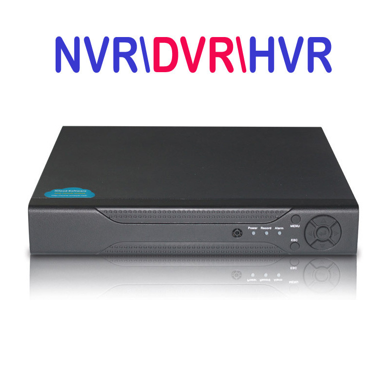 цена на 8CH AHD DVR 1080N@25fps AHD-H H.264 CCTV Video Recorder Camera Onvif Network 8 Channel IP NVR/1080P Multilanguage
