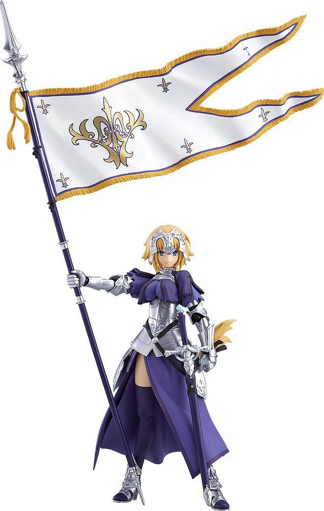 Anime Fate Grand Order Ruler Jeanne D'Arc Variant Action Figure Figma 366 Jeanne D'Arc PVC figure Toy Brinquedos 14CM anime figma 289 sword art online ii kirito alo ver alover kirigaya kazuto pvc action figure collectible model toy 14cm kt2969