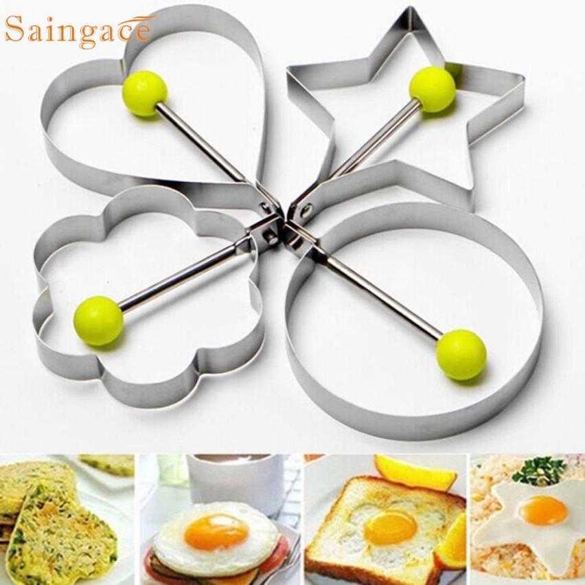 Форма для печенья из нержавеющей стали, форма для жареных яиц, форма для кухни, инструменты для приготовления пищи