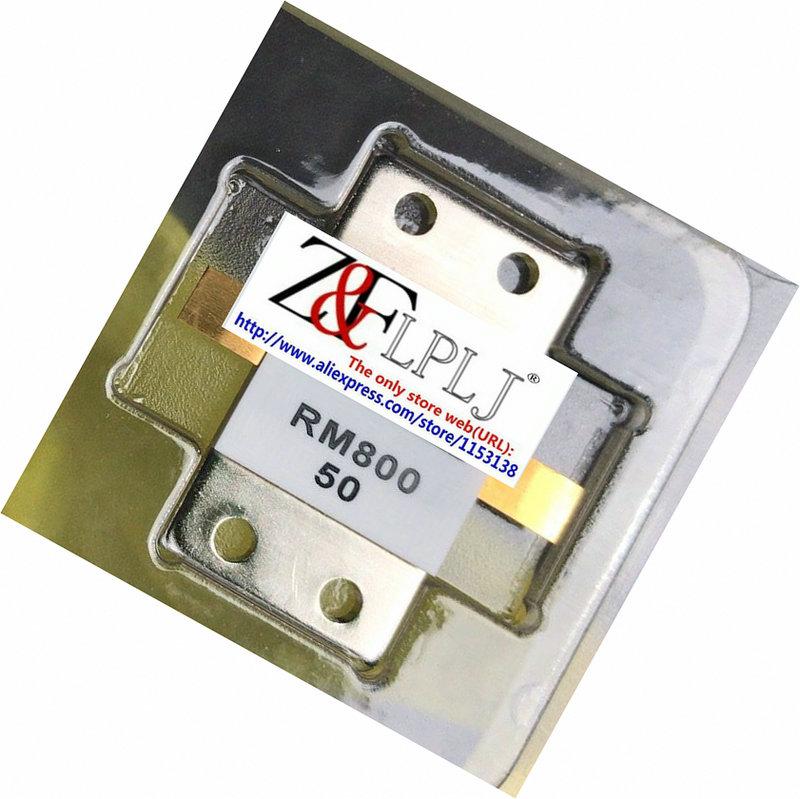 RF Resistors RM800 50 800 watts 50 Ohms DC 0 5 GHZ RM800 800Watts dummy load