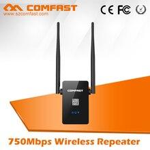 750 Мбит/с Wi-Fi Roteador COMFAST 802.11AC 2.4 г/5.8 Г двухдиапазонный маршрутизатор Wi-Fi Ретранслятор Expander Wi-Fi CF-WR750AC repetidor WiFi