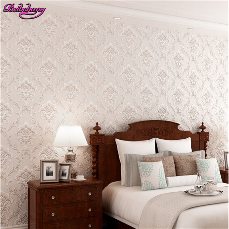 beibehang European nonwoven wall paper luxurious relief living room bedroom TV background wallpaper papel de parede 3d wallpaper european church square ceiling frescoes murals living room bedroom study paper 3d wallpaper