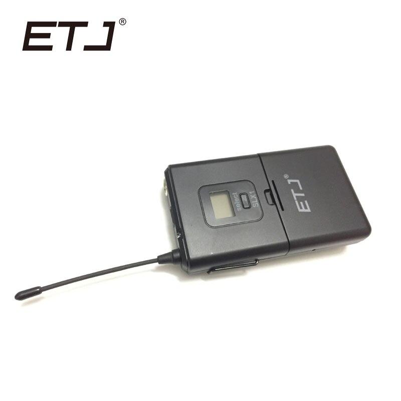 ETJ Brand SLX Transmitter Bodypack SLX1 Microphone Accessory shure ulxd1 p51 bodypack transmitter