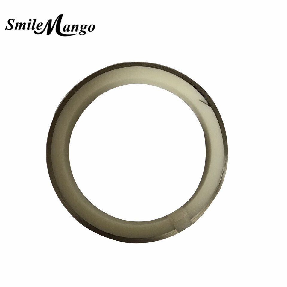 SmileMango 5 meter 0.3mmx7mm Pure Ni Plate Nickel Strip Sheet Tape for Battery Pack Welding DIY pack assembly Favorable high quality 2 meter tape 8mm x 0 15mm spcc pure ni plate nickel strip tape strap for battery welding diy pack assembly page 3