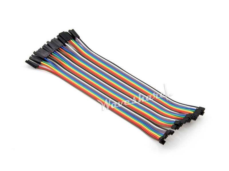 module 10pcs/lot Jumper Wire 40-pin 2-to-2.54-pitch 200mm 2.0mm Pitch to 2.54mm Pitch Dual Female Length 200mm Color Breadboard sofia gubaidulina s approach to pitch centricity