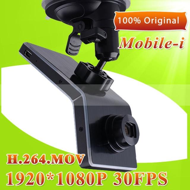 Discount DVR Ambarella Chip 100% Original Mobile-i F1000 CAR Camera +120 Degree Wide Angle+5 Mega CMOS + H.264 HDMI