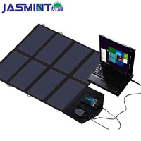 SUNPOWER 40W Solar Panel Charger Portable Battery Chargers 5V USB 12V 18V Charging for Mobile Phones Tablet Laptop