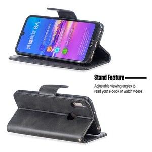 Image 5 - Étui pour huawei Y5 Y6 Y7 Honor 10i 10 Lite Mate 30 Lite P30 Pro portefeuille à rabat porte carte couverture magnétique