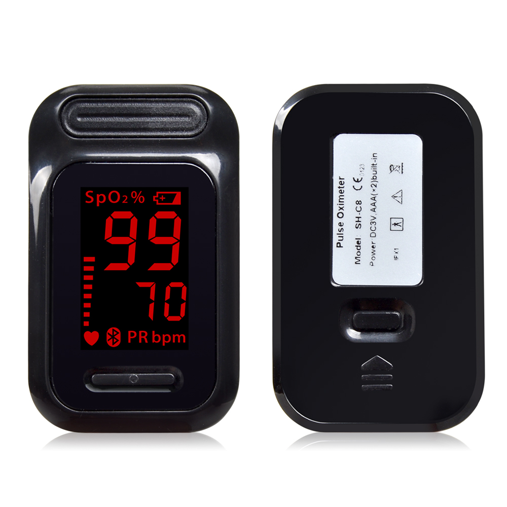 ELERA  Household fingertip pulse LED  blood oxygen Heart Rate Monitor SpO2 Health Monitors OximeterELERA  Household fingertip pulse LED  blood oxygen Heart Rate Monitor SpO2 Health Monitors Oximeter