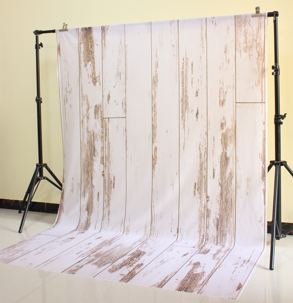 photography backdrops photo backdrop backgrounds for photo studio photo booth backdrop bokeh backdrops white wood cotton D 7619 in Background from Consumer Electronics